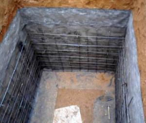 Как произвести расчет и построить выгребную яму